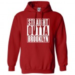 Straight Outta Brooklyn Hoodie