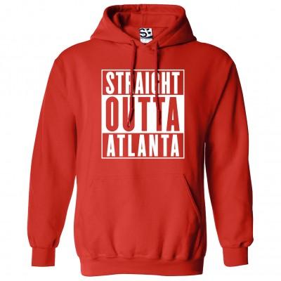 Straight Outta Atlanta Hoodie