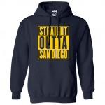 Straight Outta San Diego Hoodie