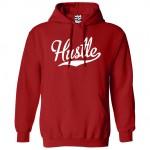 Hustle Script Hoodie