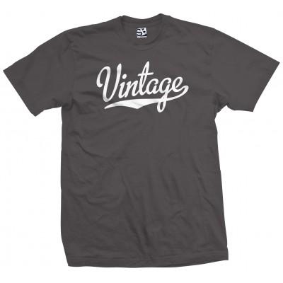 Vintage Script T-Shirt