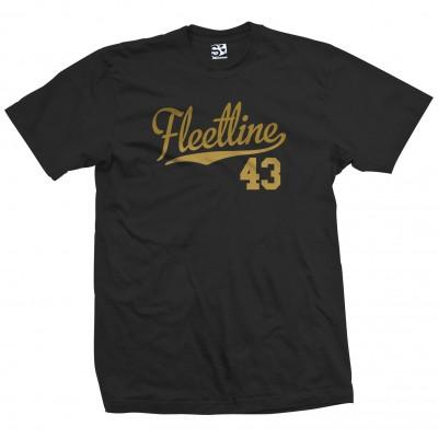 Fleetline 43 Script T-Shirt