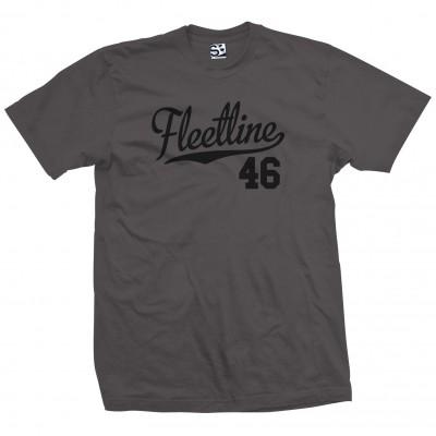 Fleetline 46 Script T-Shirt