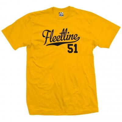Fleetline 51 Script T-Shirt