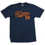 El Camino 59 Script T-Shirt