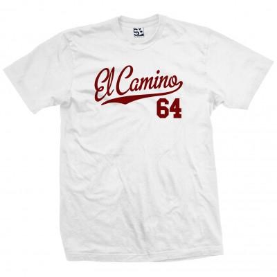 El Camino 64 Script T-Shirt