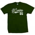 El Camino 65 Script T-Shirt