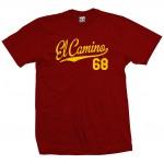 El Camino 68 Script T-Shirt