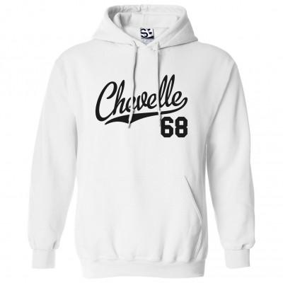 Chevelle 68 Script Hoodie