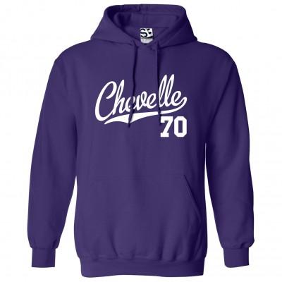 Chevelle 70 Script Hoodie