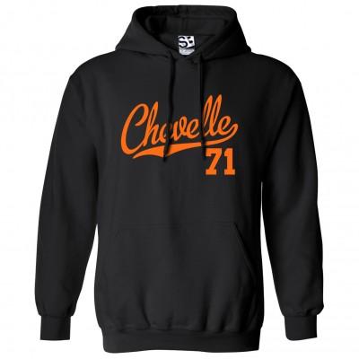 Chevelle 71 Script Hoodie