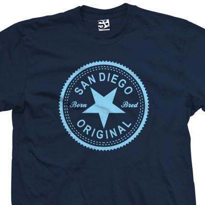 San Diego Original Inverse Shirt