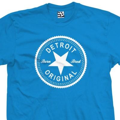 Detroit Original Inverse Shirt