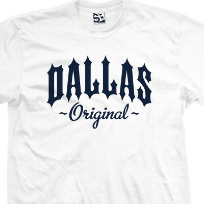 Dallas Original Outlaw Shirt