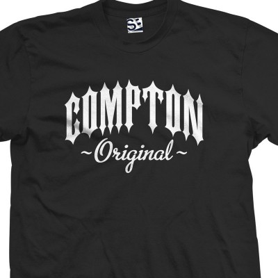 Compton Original Outlaw Shirt