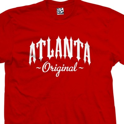Atlanta Original Outlaw Shirt