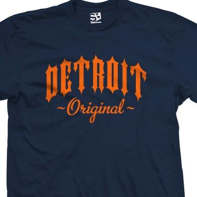 Detroit Original Outlaw Shirt