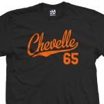 Chevelle 65 Script T-Shirt
