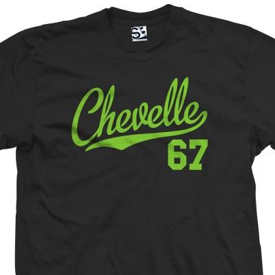 Chevelle 67 Script T-Shirt
