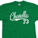 Chevelle 73 Script T-Shirt