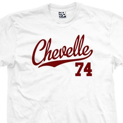 Chevelle 74 Script T-Shirt
