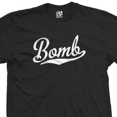 Bomb Script T-Shirt