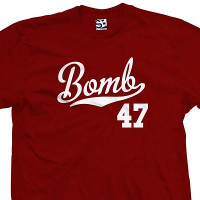 Bomb 47 Script T-Shirt