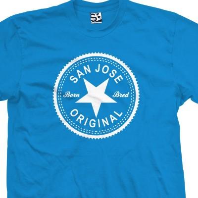 San Jose Original Inverse Shirt
