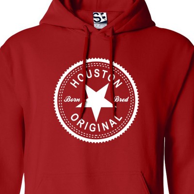 Houston Original Inverse Hoodie