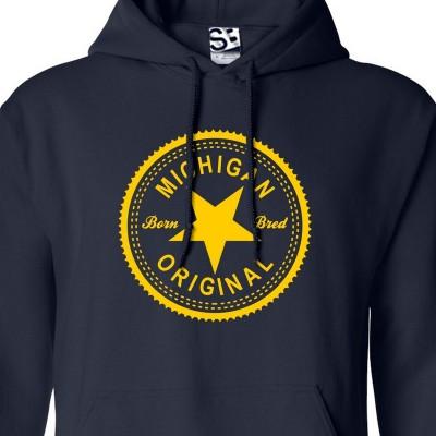 Michigan Original Inverse Hoodie