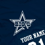 Dallas Cowboys Big D T-Shirt
