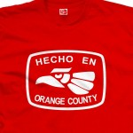 Hecho En Orange County T-Shirt