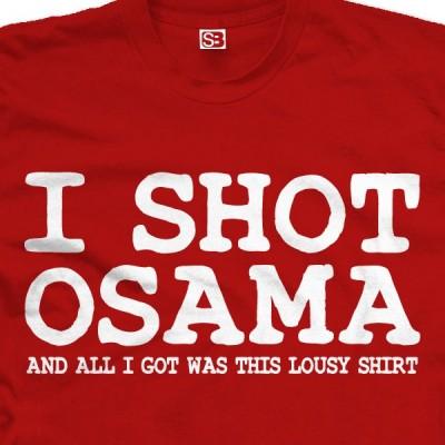 I Shot Osama