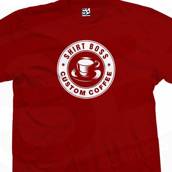 Your Own Custom Logo Design T-Shirt