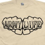 Army Life Fists