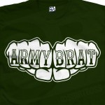 Army Brat Fists