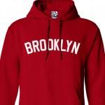 Brooklyn Yankee Hoodie