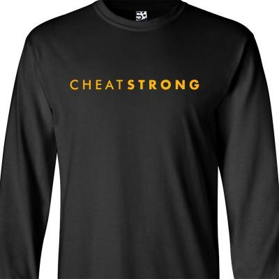 CheatStrong Long Sleeve