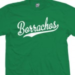Los Borrachos Baseball Shirt
