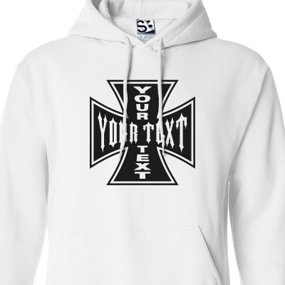 Iron Cross Custom HOODIE