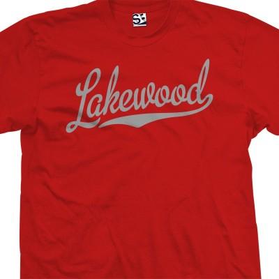 Lakewood Script Shirt