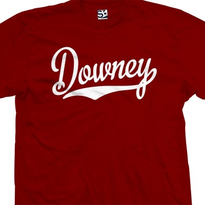 Downey Script T-Shirt