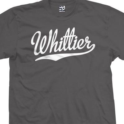 Whittier Script T-Shirt
