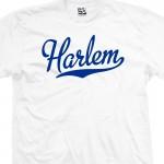 Harlem Script T-Shirt