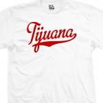 Tijuana Script T-Shirt