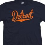 Detroit Script T-Shirt