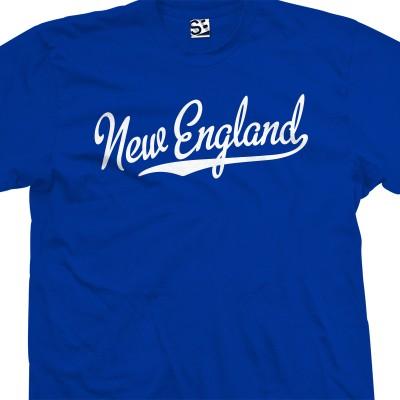 New England Script T-Shirt