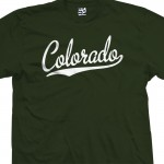 Colorado Script T-Shirt