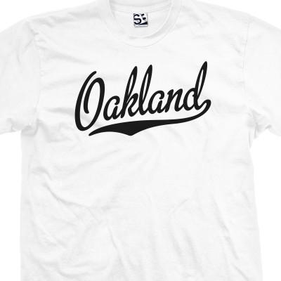 Oakland Script T-Shirt