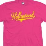 Hollywood Script T-Shirt